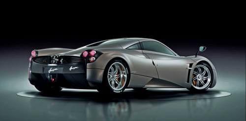 Huayra super car